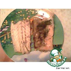 Рецепт: Запеченный кинг-клип