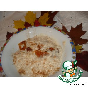 Porridge From the ax