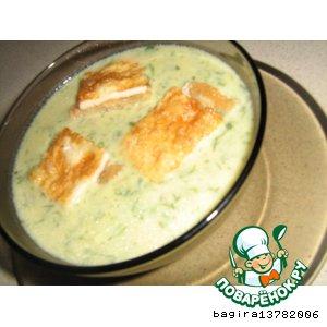 Рецепт: Чесночный суп
