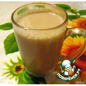 Рецепт: Имбирный чай