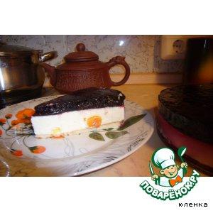 """Рецепт: Десерт """"Творожные мотивы"""""""