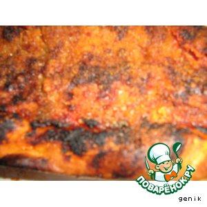 Рецепт: Cфинчeне - Палермитанская пицца