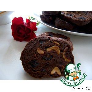 Рецепт: Печенье Восточное наслаждение