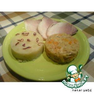 Рецепт: Тушеная капуста с мясом