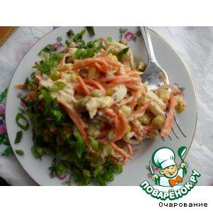 """Рецепт: Салат """"Владивосток"""""""