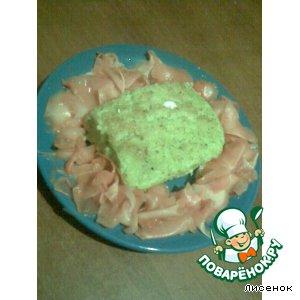 Рецепт: Рисово-капустная запеканка