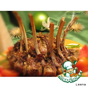 Рецепт: Черногорская рождественская Ягнетина печеница