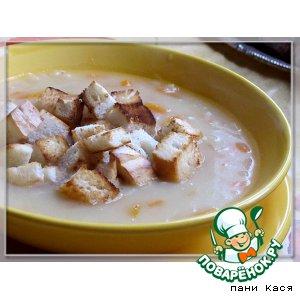 Рецепт: Овощной суп-пюре