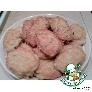 """Рецепт: Картофельные биточки """"Ассорти"""""""