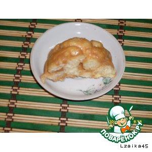 Рецепт: Вариация на тему сладкой колбаски
