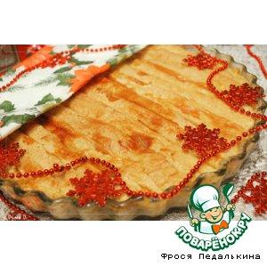 Рецепт: Шотландский пирог Кокки-Ликки