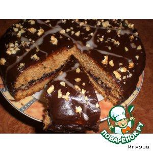 Торт Кофемания