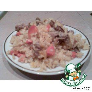 Рецепт Плов со свининкой