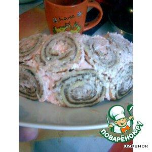 Торт Снежная Шарлотта