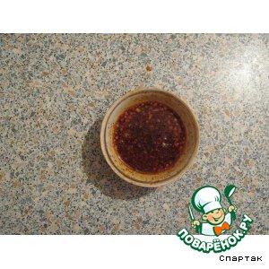 The sauce of the Hole, he's lasjan