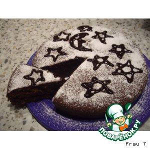 Рецепт: Шоколадный торт с маком