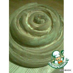 Рецепт Чесночный хлеб на ... томатном соке