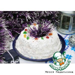 Рецепт: Роскон волхвов  - Roscon de Reyes