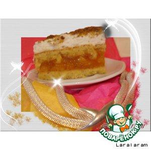 Пирожные Принцесса