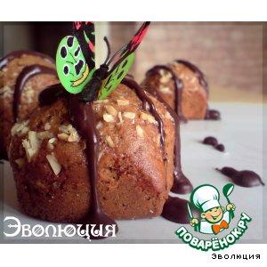 Рецепт Кофейные кексы с жженым сахаром