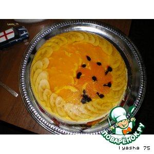 Рецепт: Желейный торт