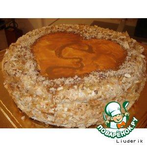 Торт Надежда Esperanza