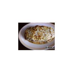 Рецепт: Лазанья с мясом и овощами