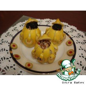 """Закуска """"Лимонный бочонок"""" – кулинарный рецепт"""
