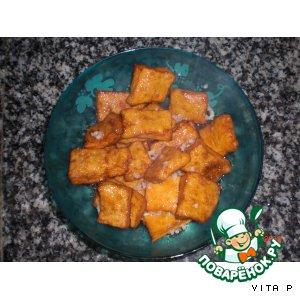 Рецепт: Ленивые пампушки Свистуны