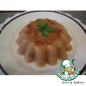 Рецепт: Домашняя греческая халва