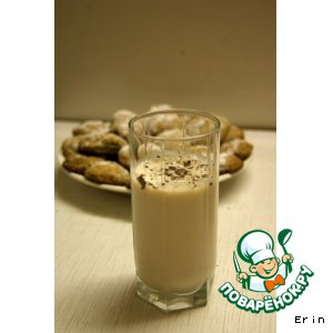 Рецепт Банановое молоко