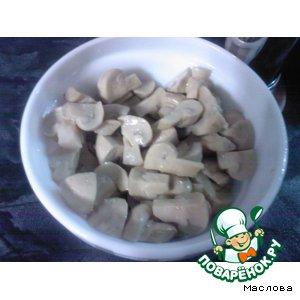 Рецепт: Любимые грибочки