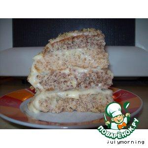 """Рецепт: Торт """"Импровизация"""""""
