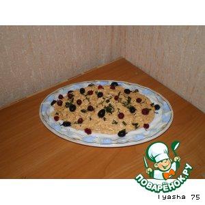 Рецепт: Острая рыбная закуска