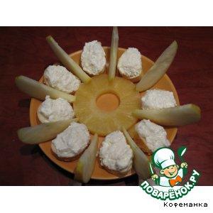 """Рецепт: Смешные бутерброды от Белоснежки (хитрости для деток-""""неедяк"""")"""