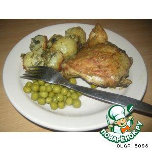 Рецепт: Идея для ужина