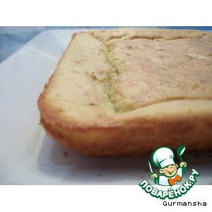 Рецепт: Изумительный пирожок из рокфора с орехами