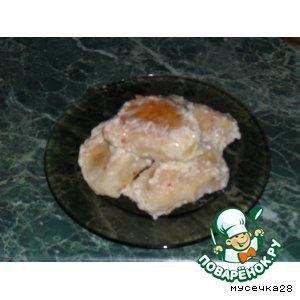 Рецепт: Ленивые пельмени