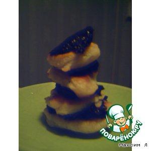 Рецепт: Пышки-Ладушки