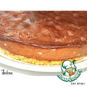 """Рецепт: Торт """"Шоколадомания"""""""