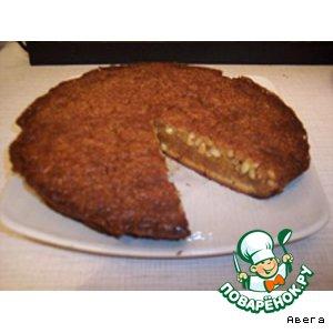 Рецепт: Марокканский торт