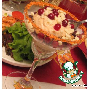 Десерт Сладкая нега