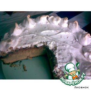 "Рецепт: Торт ""Богатая принцесса"""