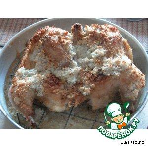 Рецепт: Цыпленок по-замбезийски