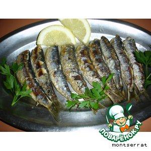 Рецепт: Сардина