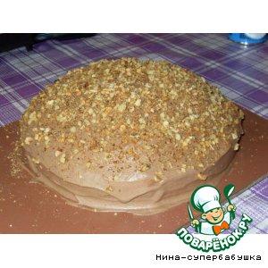 Рецепт: Пирог Маковая росинка