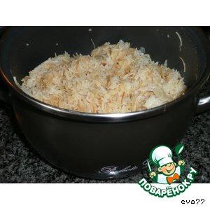 Рецепт: Вермишель с рисом