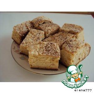 Посыпка для пирога куха — 8