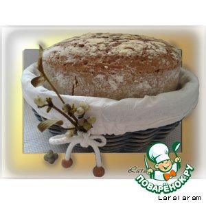 Рецепт: Хлеб злачный... ой, то бишь злаковый!