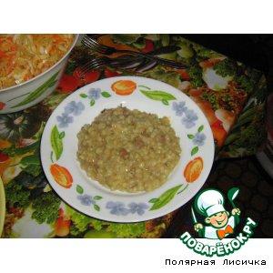 Рецепт: Перловая каша или Еда мужская, 3 кило